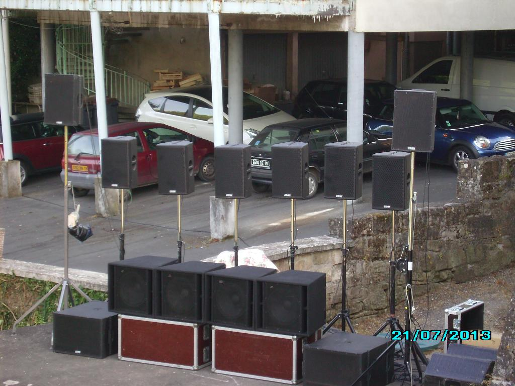 prépariez un évènement sur Brive-la-Gaillarde | Sud Ouest Son